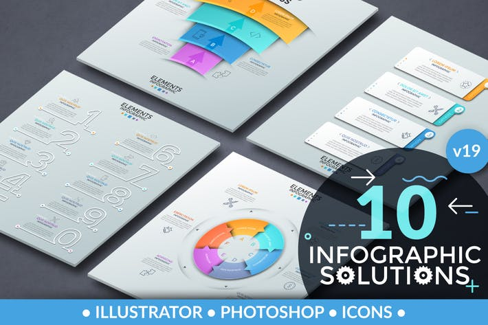 Thumbnail for Infographic Solutions. Part 19