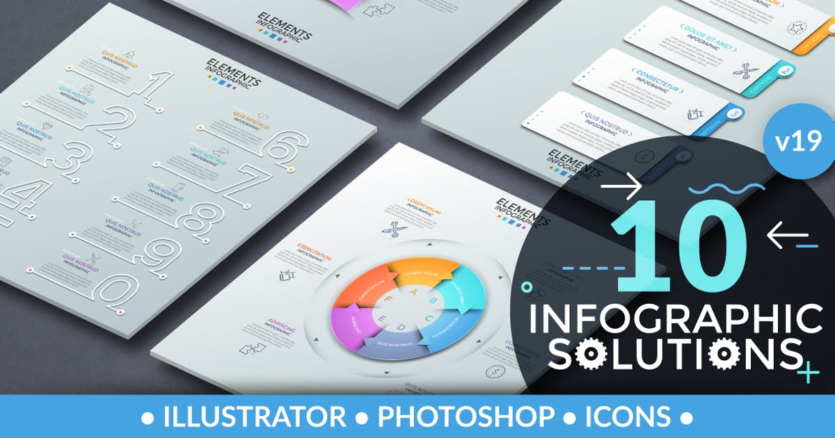 Download Infographic Solutions. Part 19 by Andrew_Kras