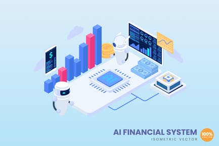 Abbildung Konzept für KI-Finanzsysteme