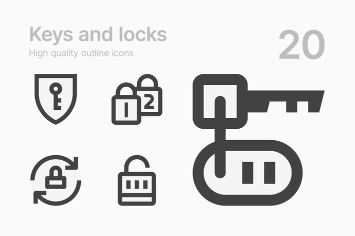 Thumbnail for Keys And Locks