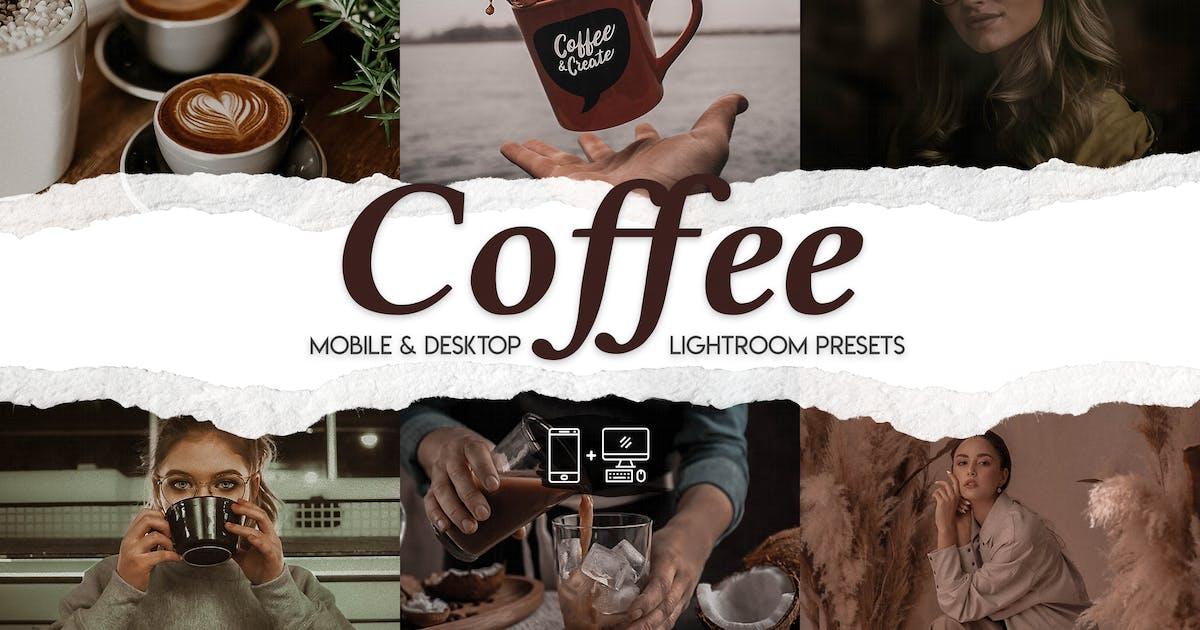 Download Coffee - 15 Premium Lightroom Presets by ClauGabriel