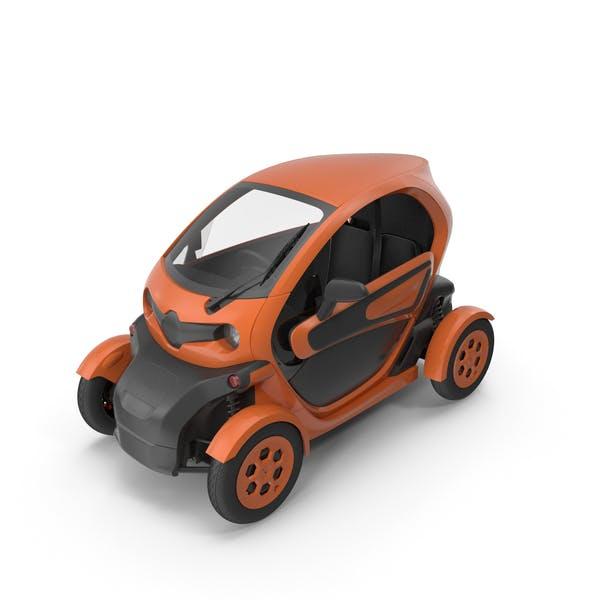 Thumbnail for Car Orange
