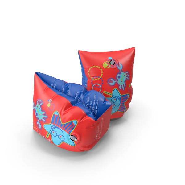Colorful Swimming Float Armbands