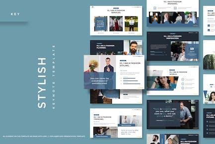 Stylish - Keynote Template