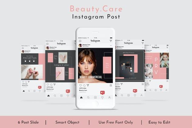 Beauty.Care Social Media Post Vol.2