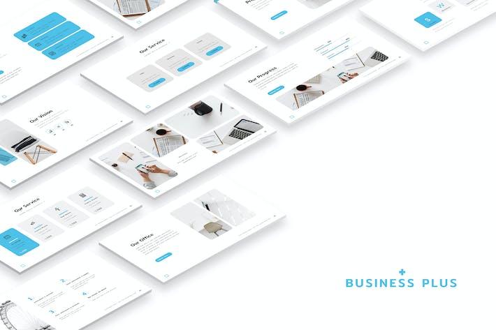 Thumbnail for BUSINESS PLUS  GOOGLE SLIDE.