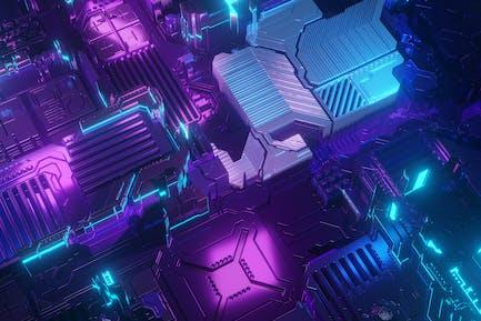 15 Abstrakte TechnologieHintergründe