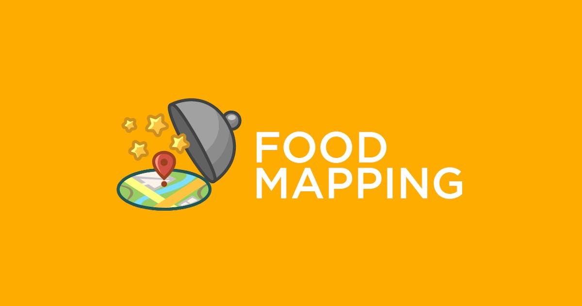 Download Food Mapping Logo by Suhandi