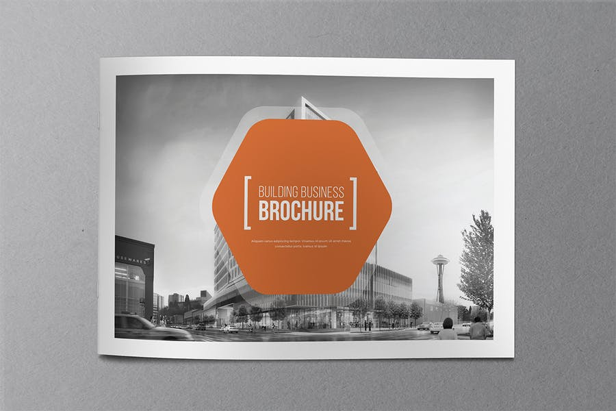 Corporate Brochure / Portfolio