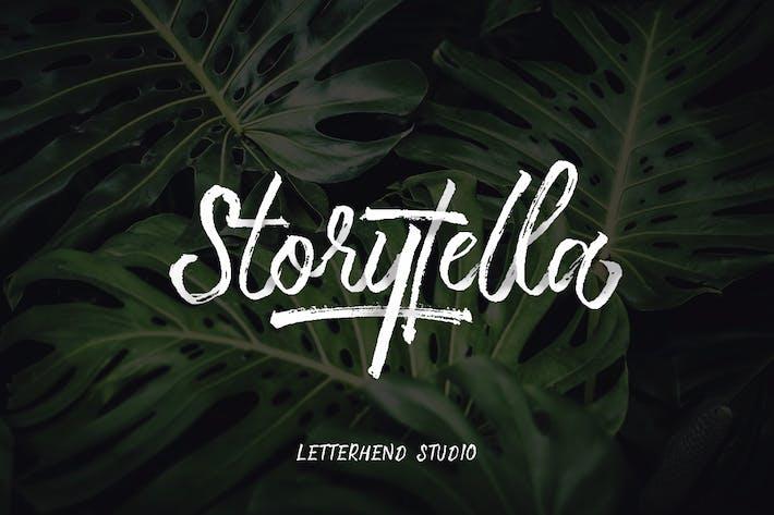 Thumbnail for Storytella Script