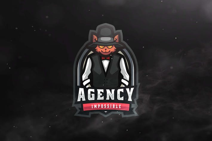 Thumbnail for Agency Impossible Sport and Esports Logos