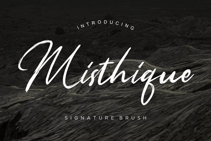 Thumbnail for Pinceau Signature Misthique