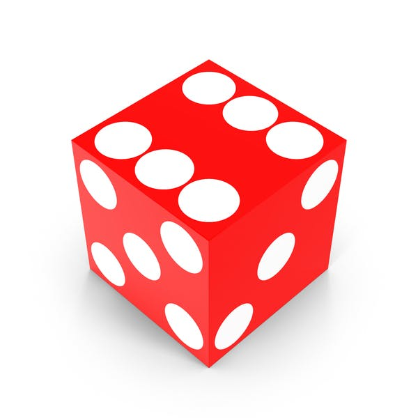 Red Casino Die