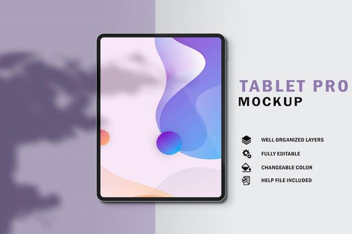 Thumbnail for Tablet Pro Mockup V.1