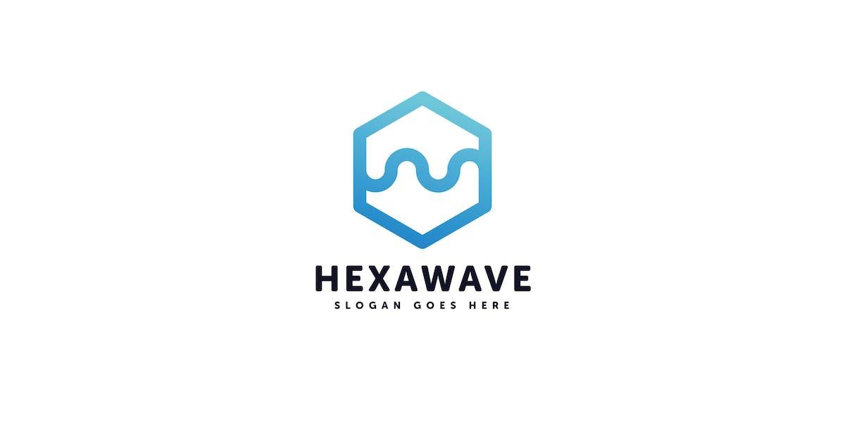 Download Hexa Wave Logo Vector Template by Pixasquare