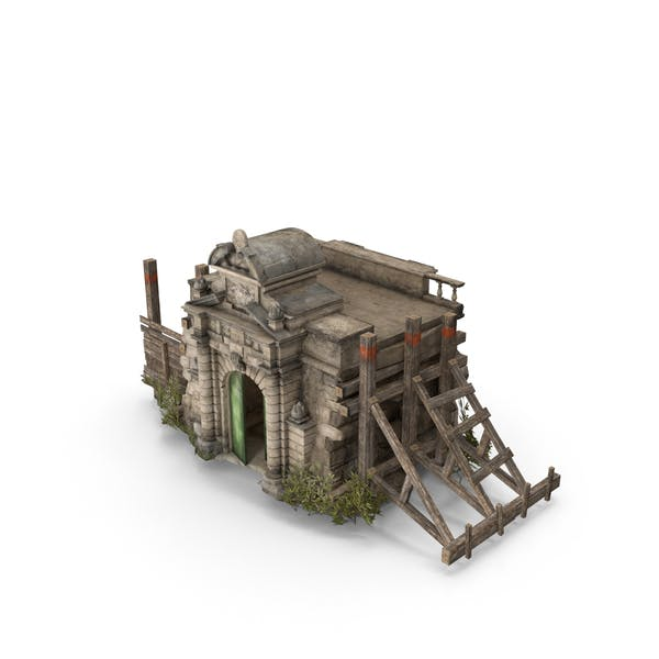 Старый замок Портал