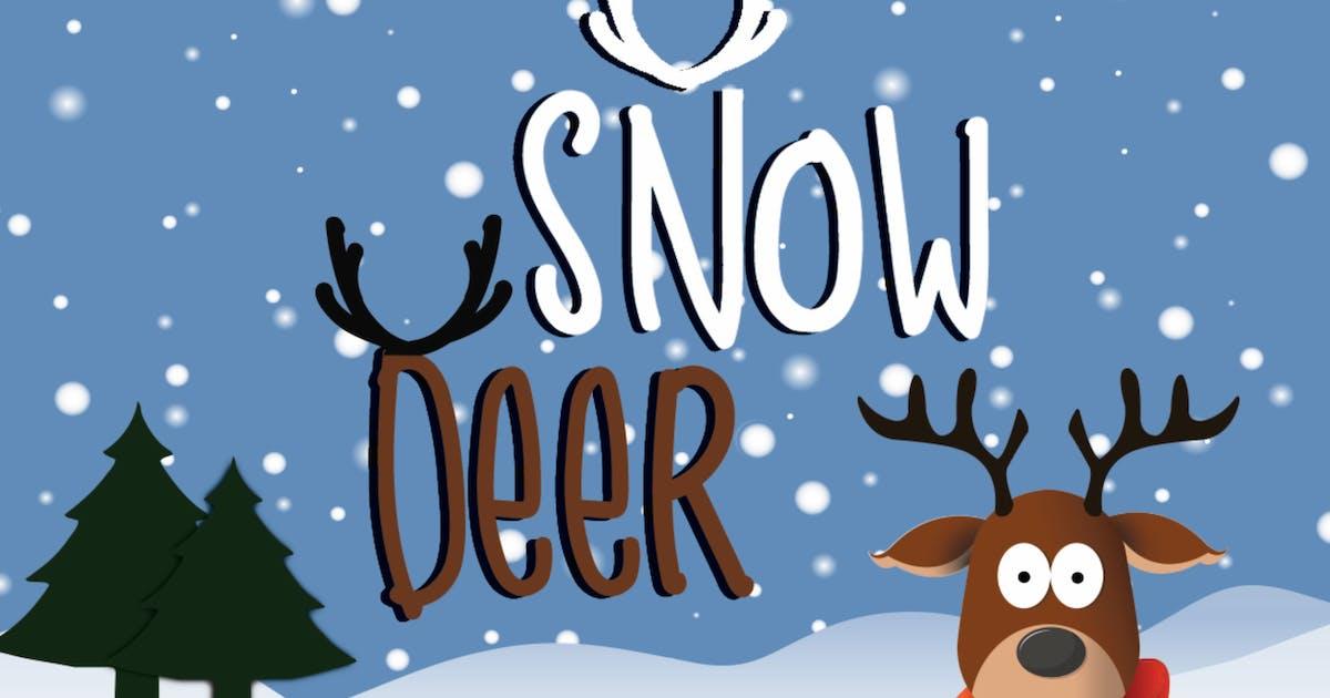 Download Snow Deer by DmLetter