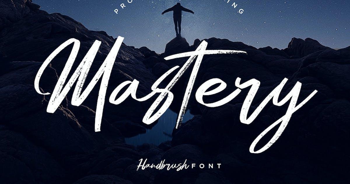 Download Mastery Hand Brush by RahardiCreative