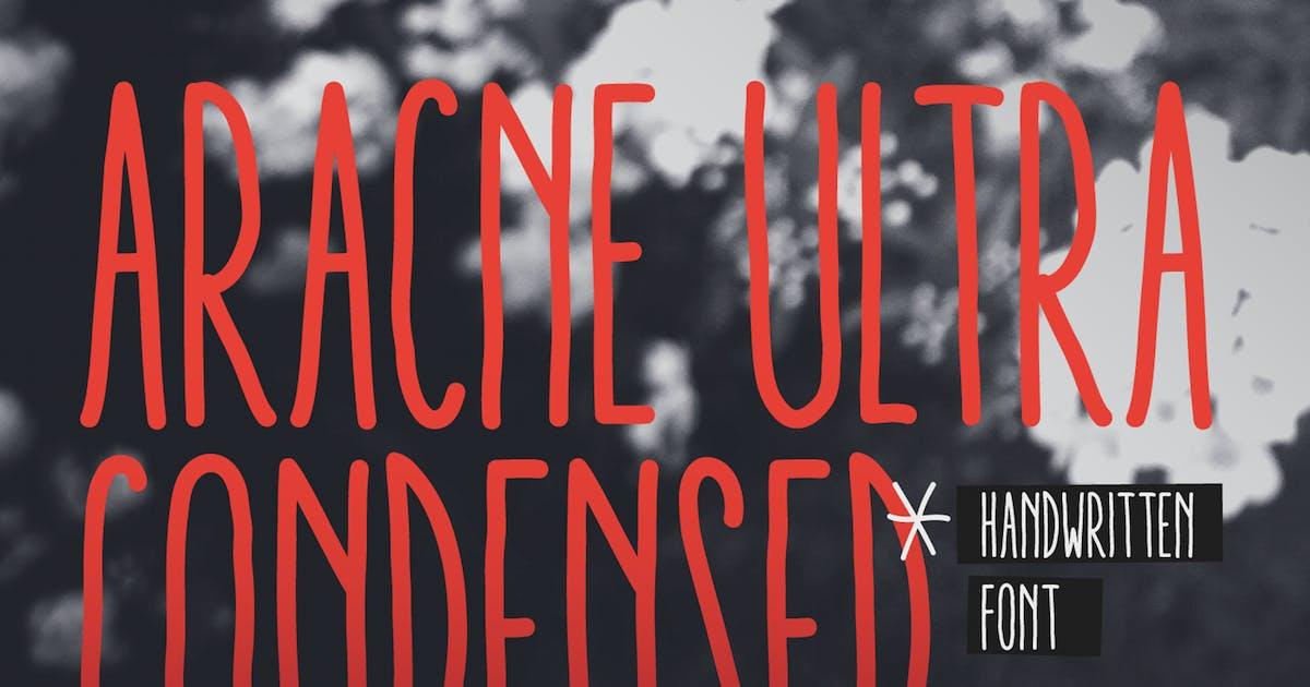 Aracne Ultra Condensed by antipixel