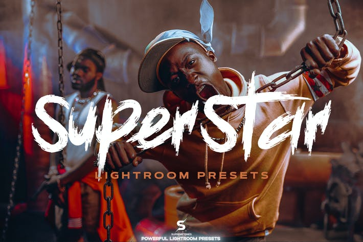 Superstar Lightroom Presets