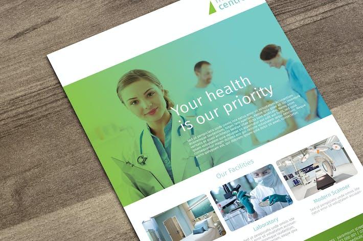 Cover Image For Medical Flyer