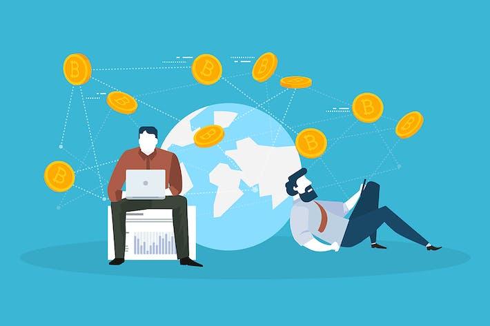Thumbnail for Digital money market