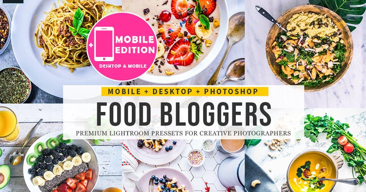 Download Food Blogger Lightroom Presets by Presetsh