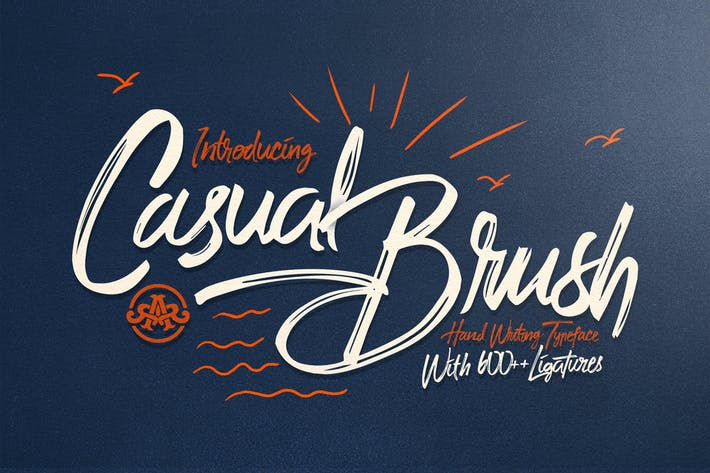 Thumbnail for Casual Brush