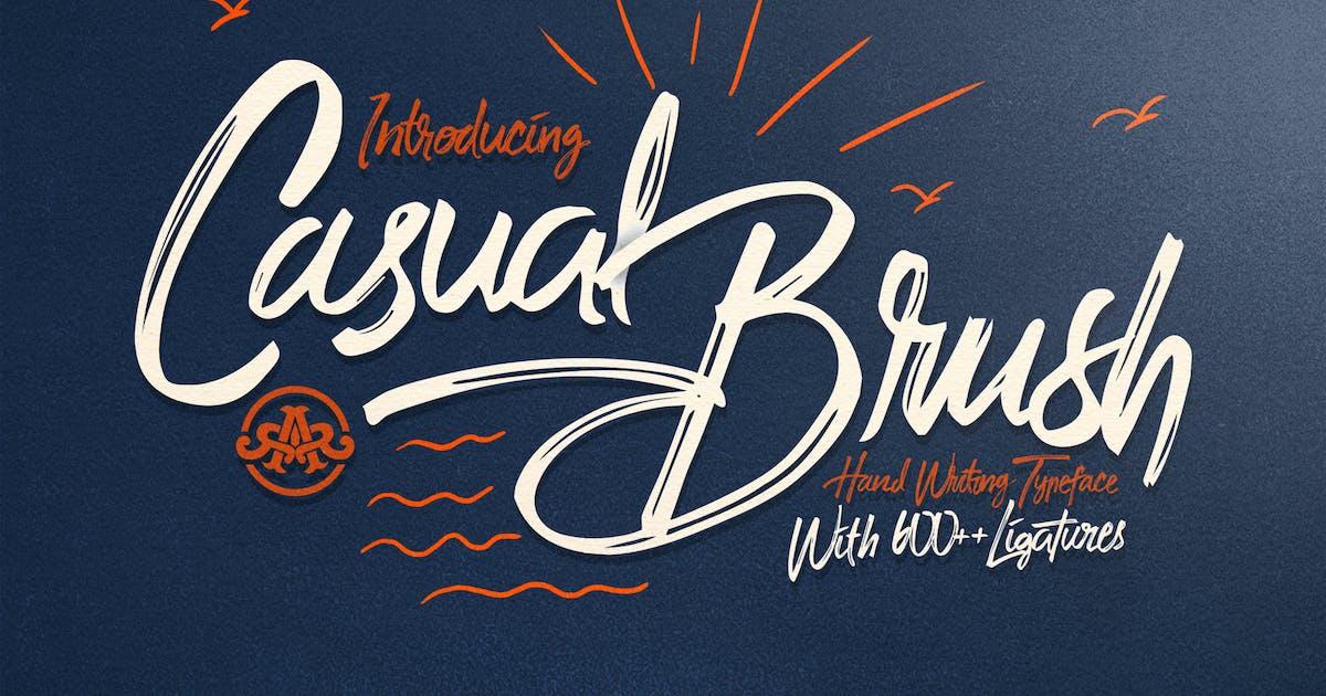 Download Casual Brush by aiyari