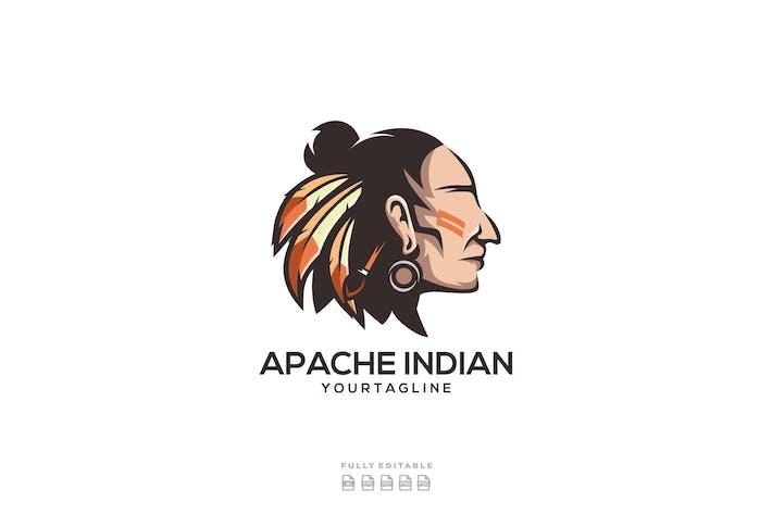 Apache Indian Logo
