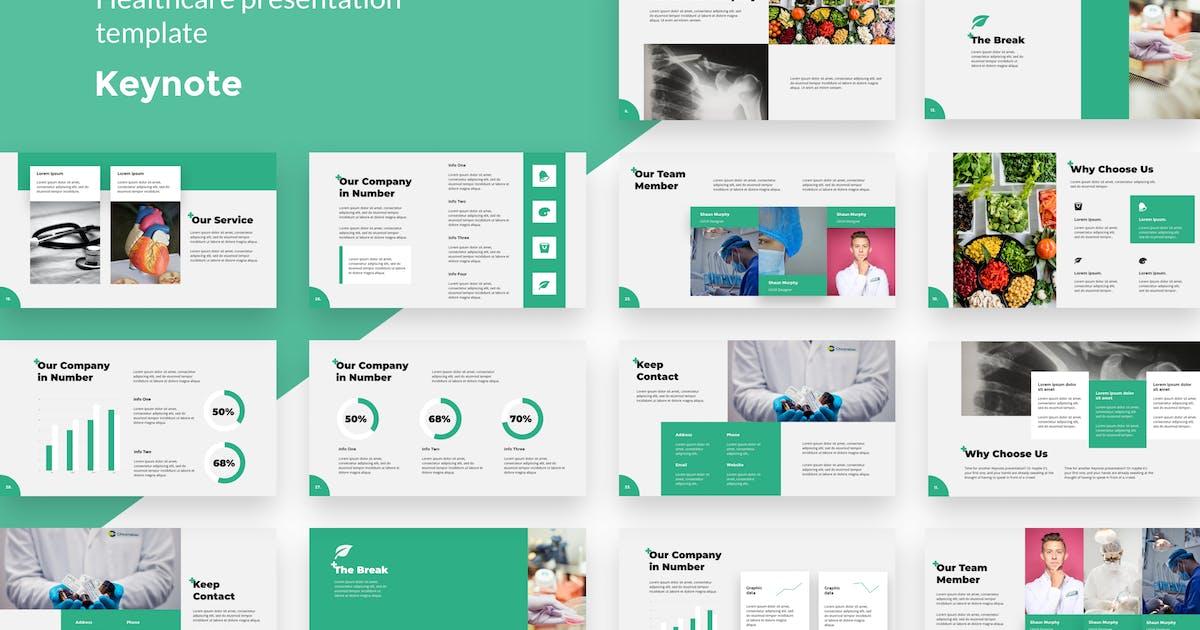 Download Greyson - Health Keynote Templates by deTheme