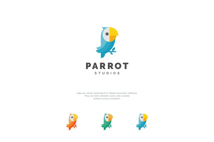Thumbnail for Parrot Studio Logo