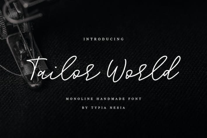 Thumbnail for Tailor World