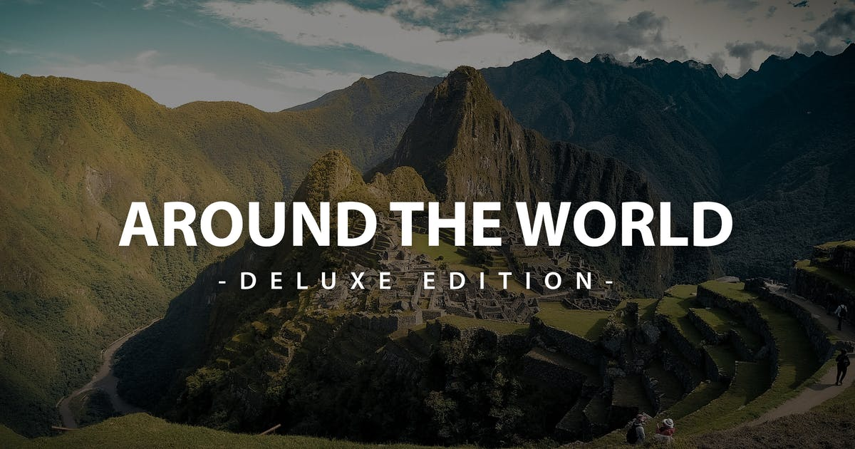 Download Around The World Deluxe Edition For Mobile and PC by LightPreset