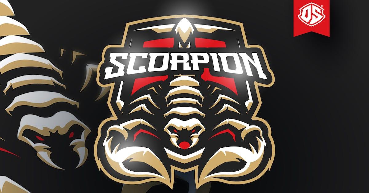 Download Scorpion - Esport and Sport Mascot Logo by dadangsudarno