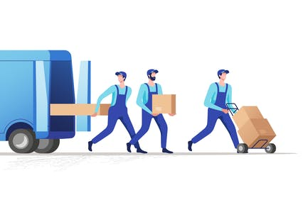 Express Delivery and Logistics