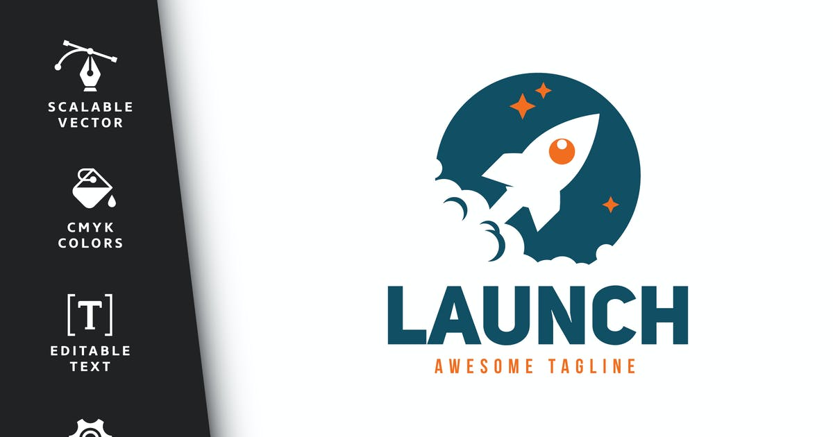 Download Launch Logo by Scredeck