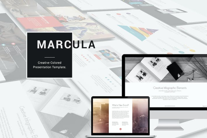 Thumbnail for Marcula Presentation Template