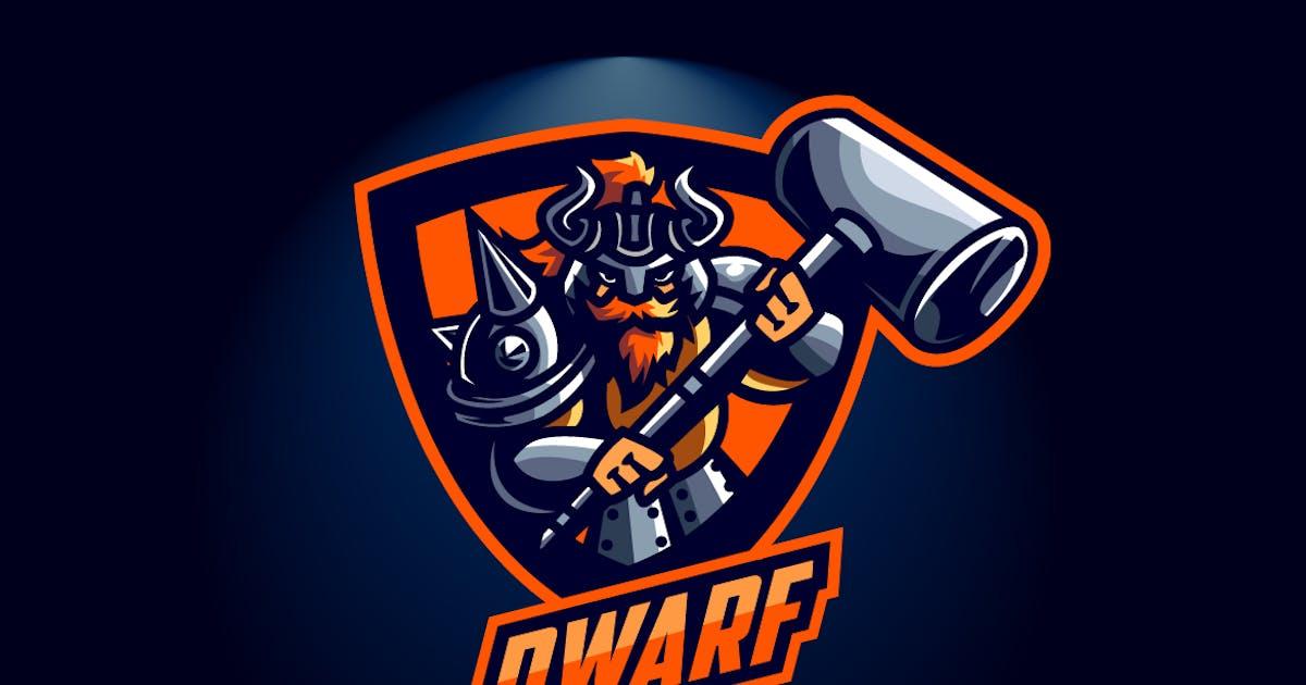Dwarf Esports Logo by Suhandi