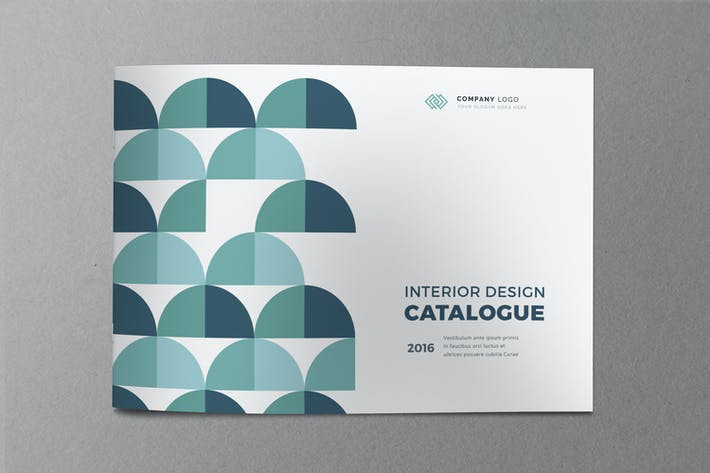Cover Image For Modern Indesign Catalogue 03