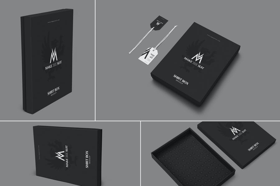 Product Packaging Mockups