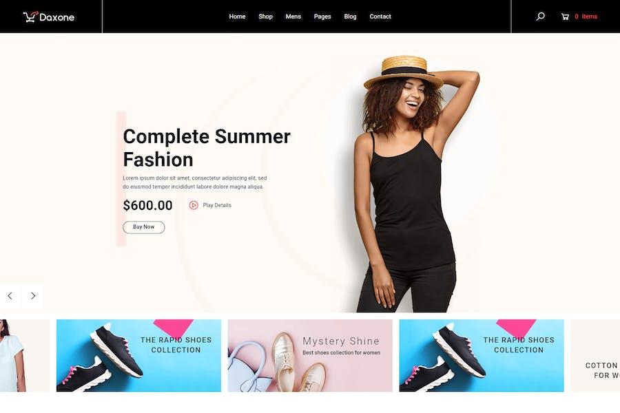 Daxone — Tema Multiusos Shopify