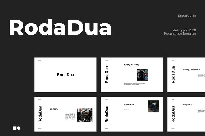 Thumbnail for RodaDua - Keynote