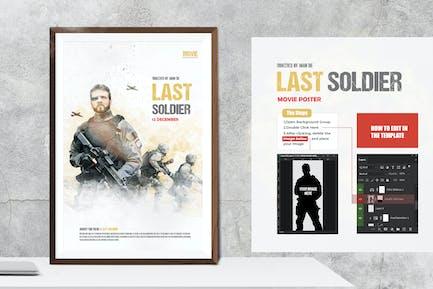 Last Soldier Movie Poster/Flyer