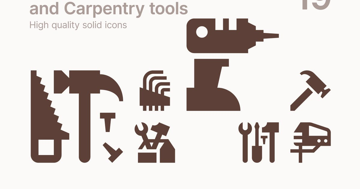 Download Hammers, Wrenches, and Carpentry tools by polshindanil
