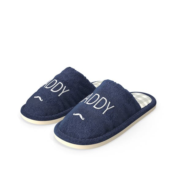 Mens Indoor House Slippers
