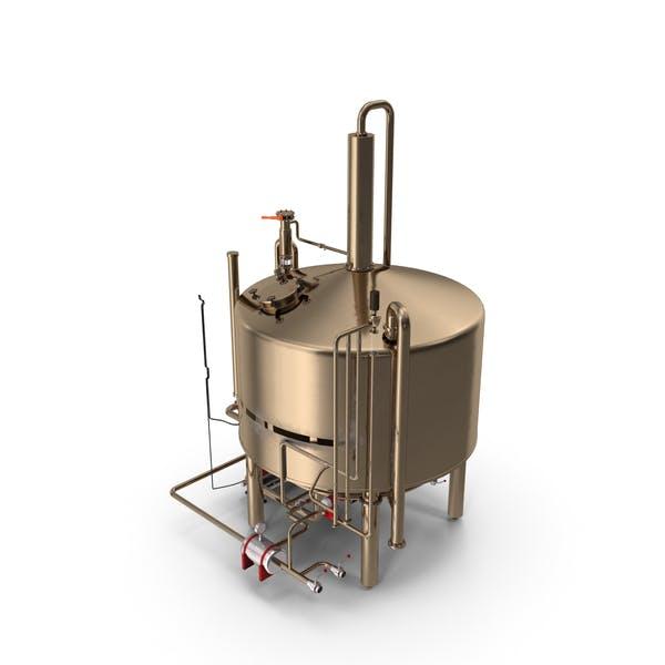 Оборудование для дистилляции спирта