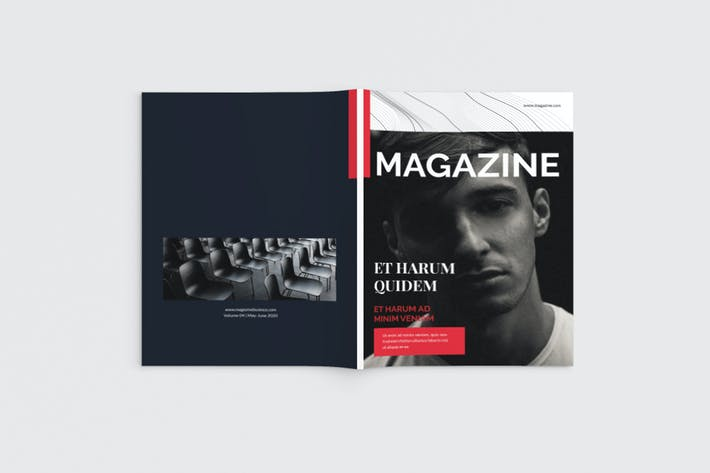 Thumbnail for Et Harum Magazine