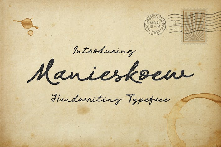 Thumbnail for Manieskoew