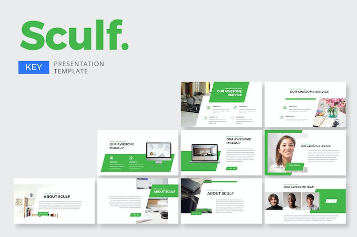 Thumbnail for Sculf Business - Keynote